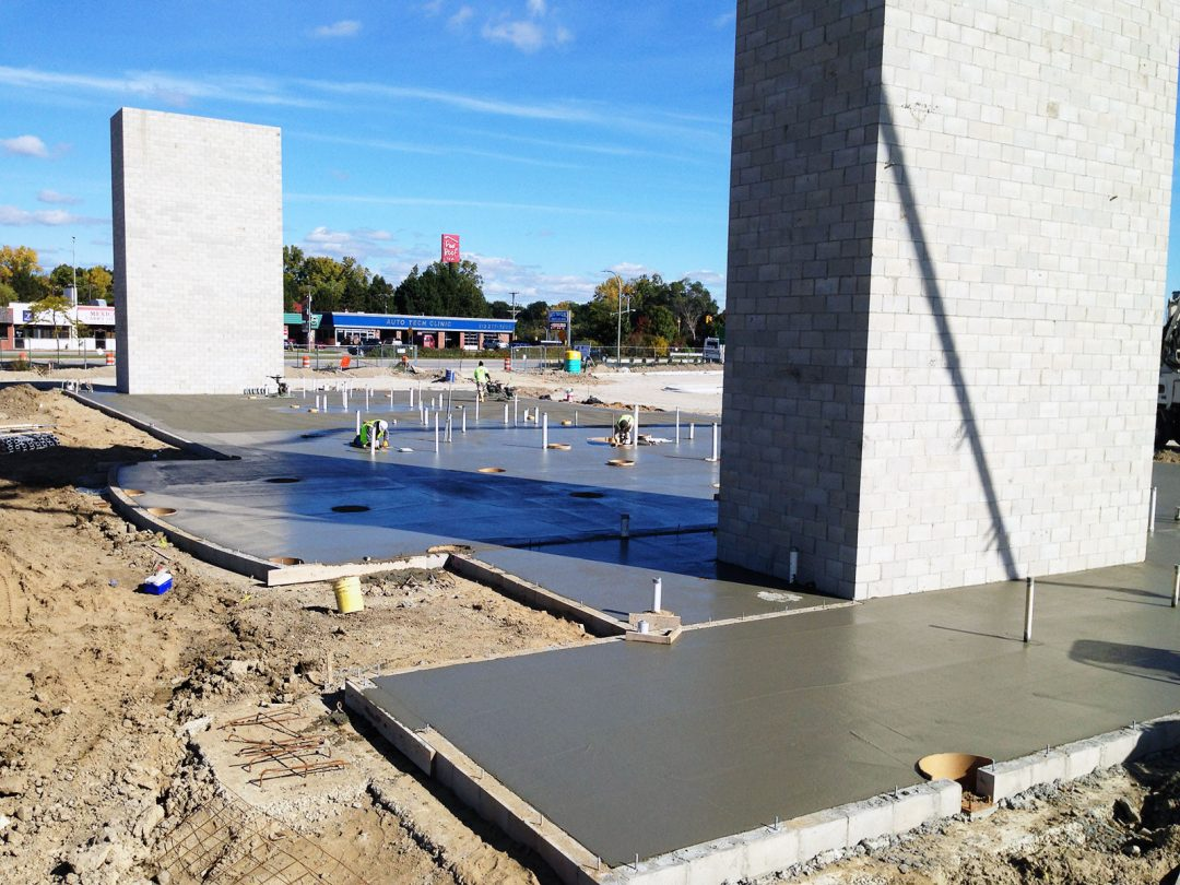Interior Floor Slabs 1